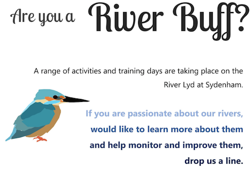 Become a River Buff